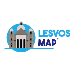 Lesvos Map – by MasterFold S.A Λογότυπο