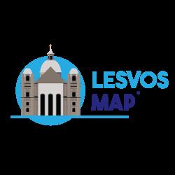 Lesvos Map – by MasterFold S.A Λογότυπο